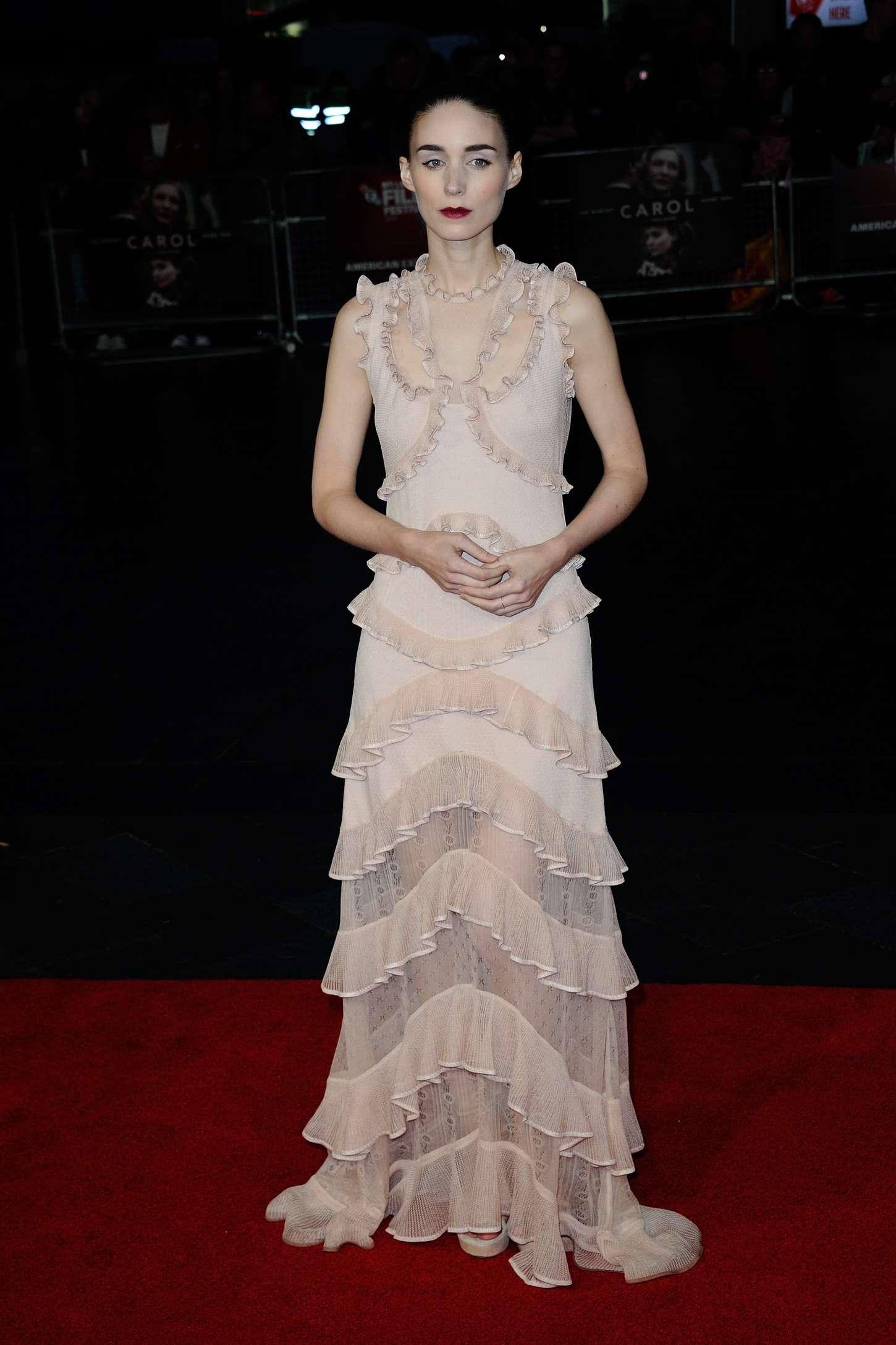 Rooney Mara 2015 : Rooney Mara: Carol Screening -16