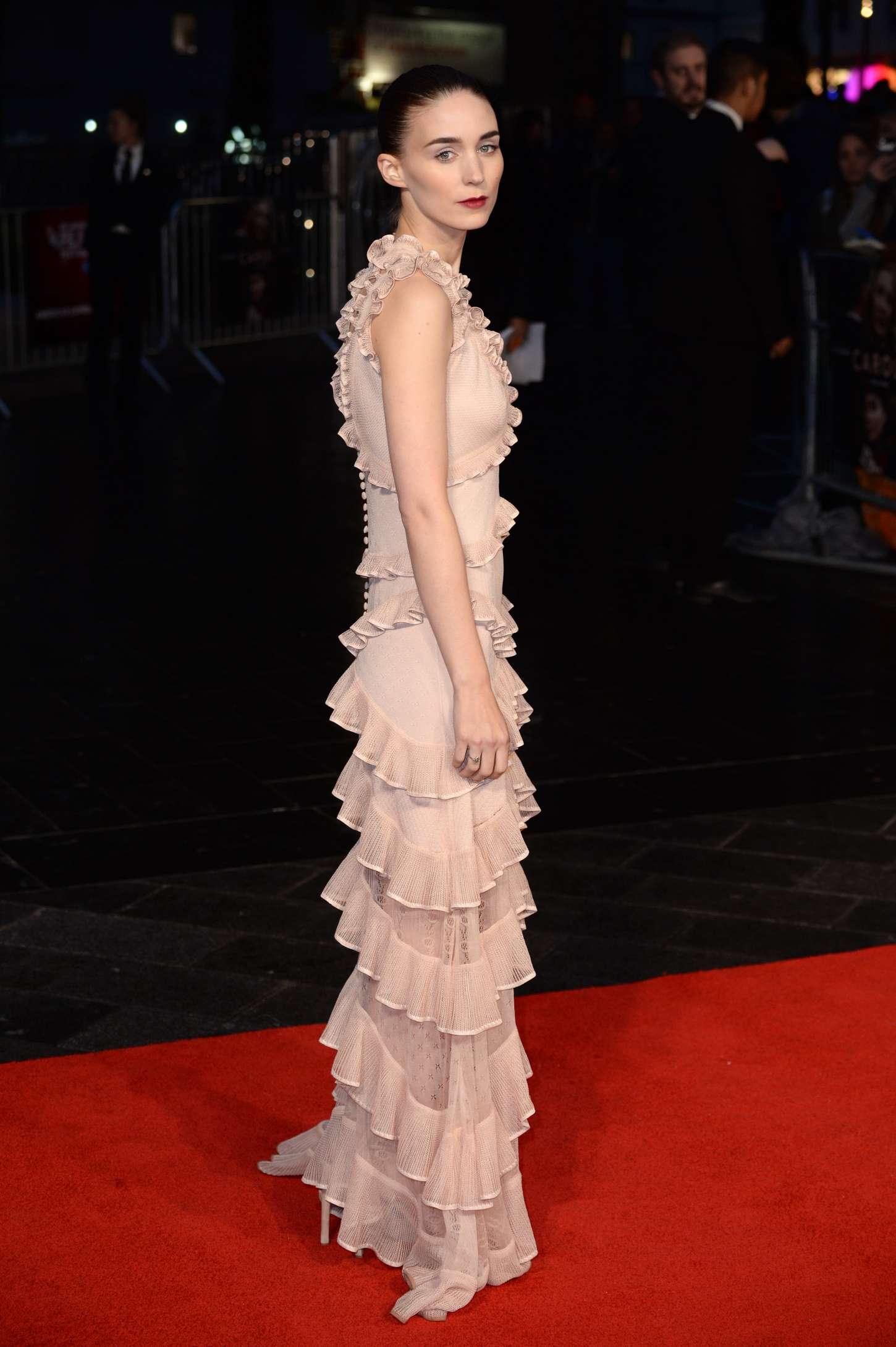 Rooney Mara 2015 : Rooney Mara: Carol Screening -17