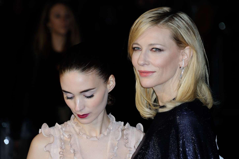 Rooney Mara 2015 : Rooney Mara: Carol Screening -18