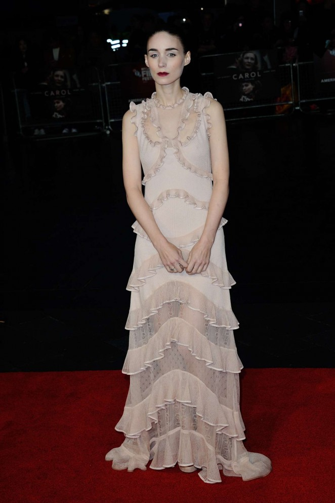 Rooney Mara: Carol Screening -19