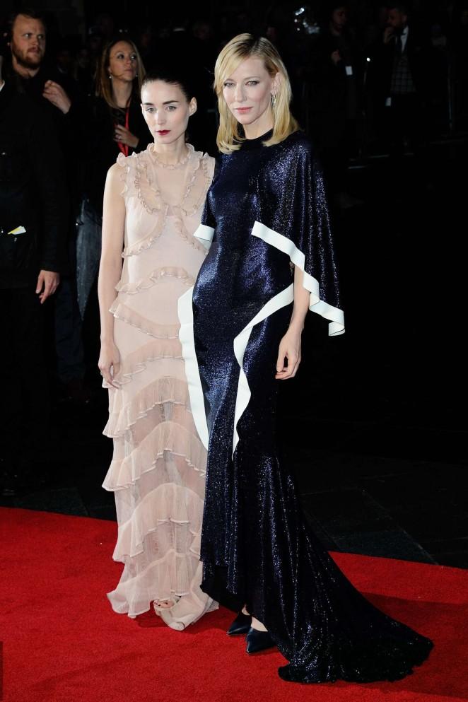 Rooney Mara: Carol Screening -23