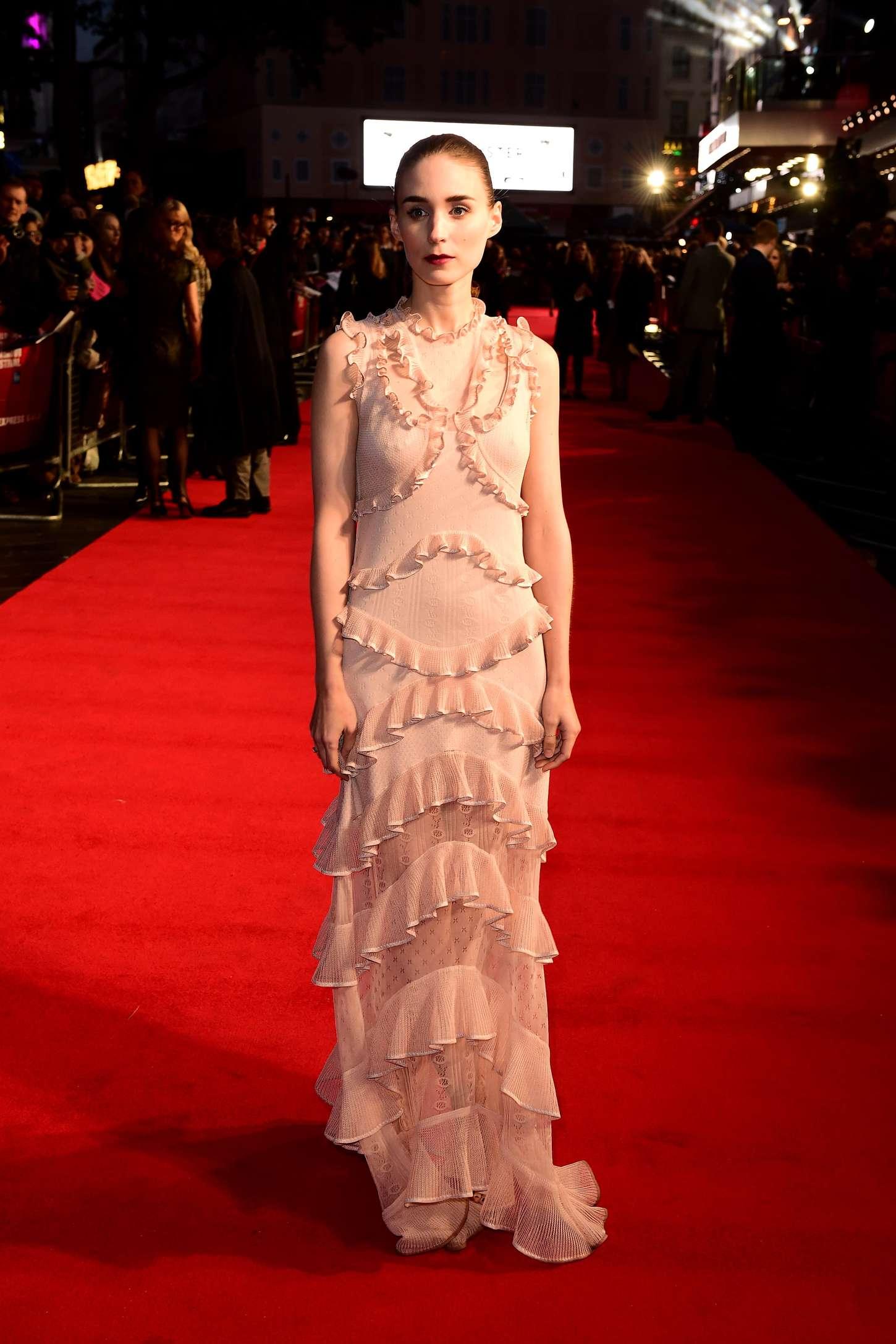 Rooney Mara 2015 : Rooney Mara: Carol Screening -25