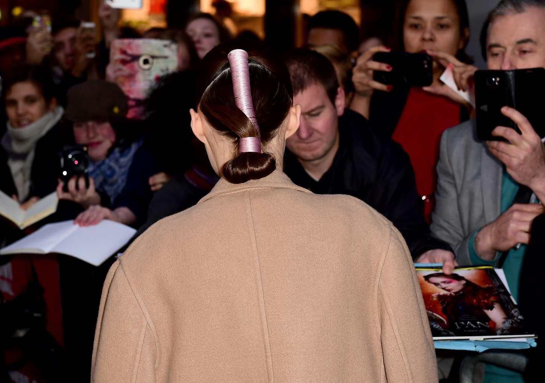 Rooney Mara 2015 : Rooney Mara: Carol Screening -26