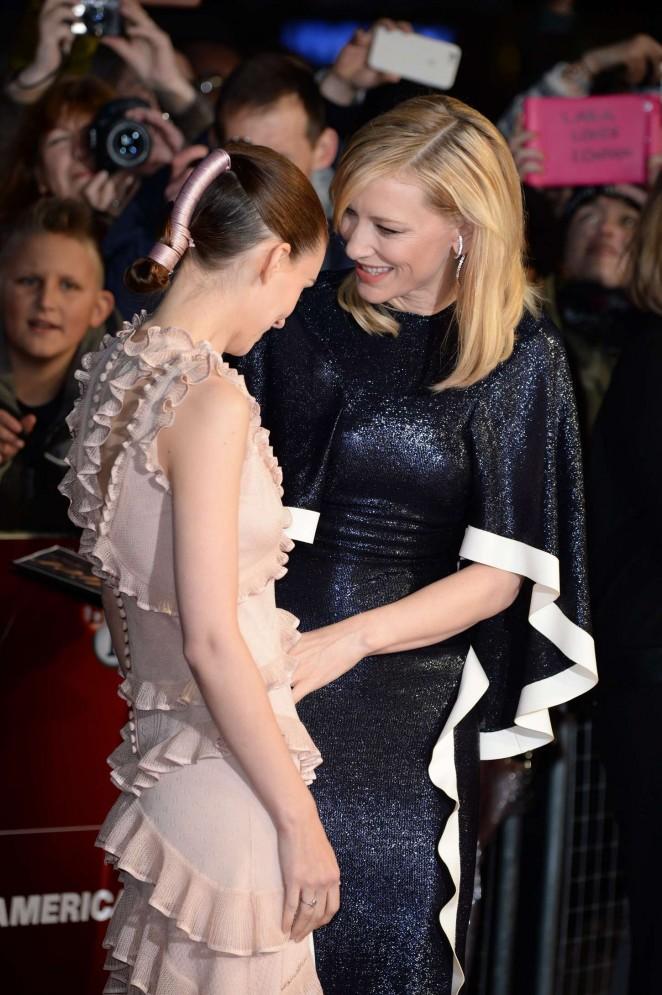 Rooney Mara: Carol Screening -27