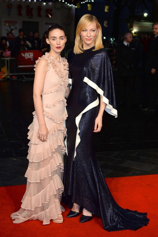 Rooney Mara 2015 : Rooney Mara: Carol Screening -28