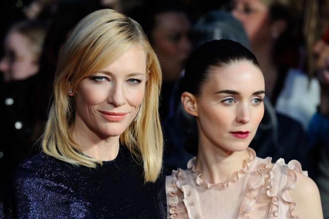 Rooney Mara 2015 : Rooney Mara: Carol Screening -31