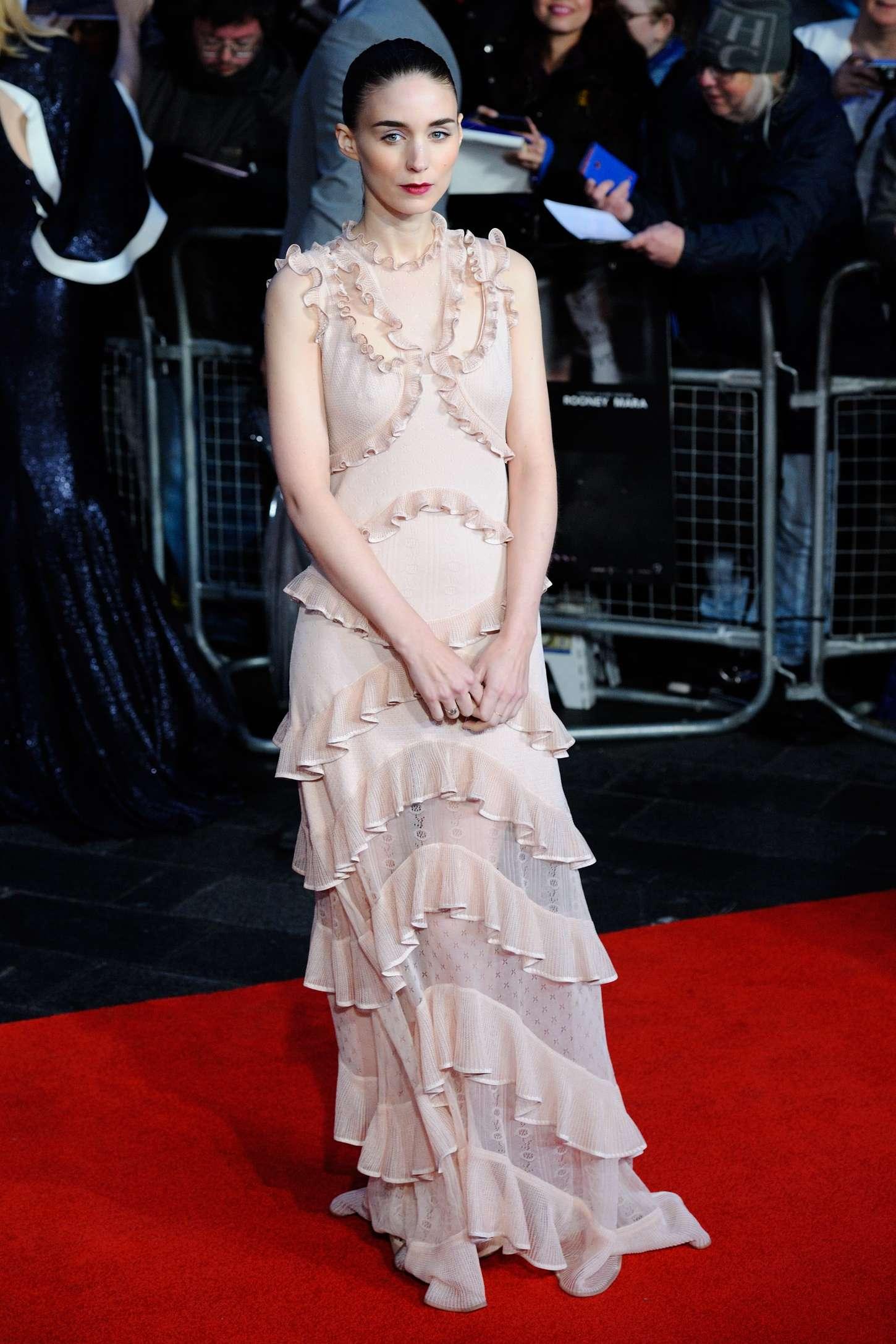 Rooney Mara 2015 : Rooney Mara: Carol Screening -32