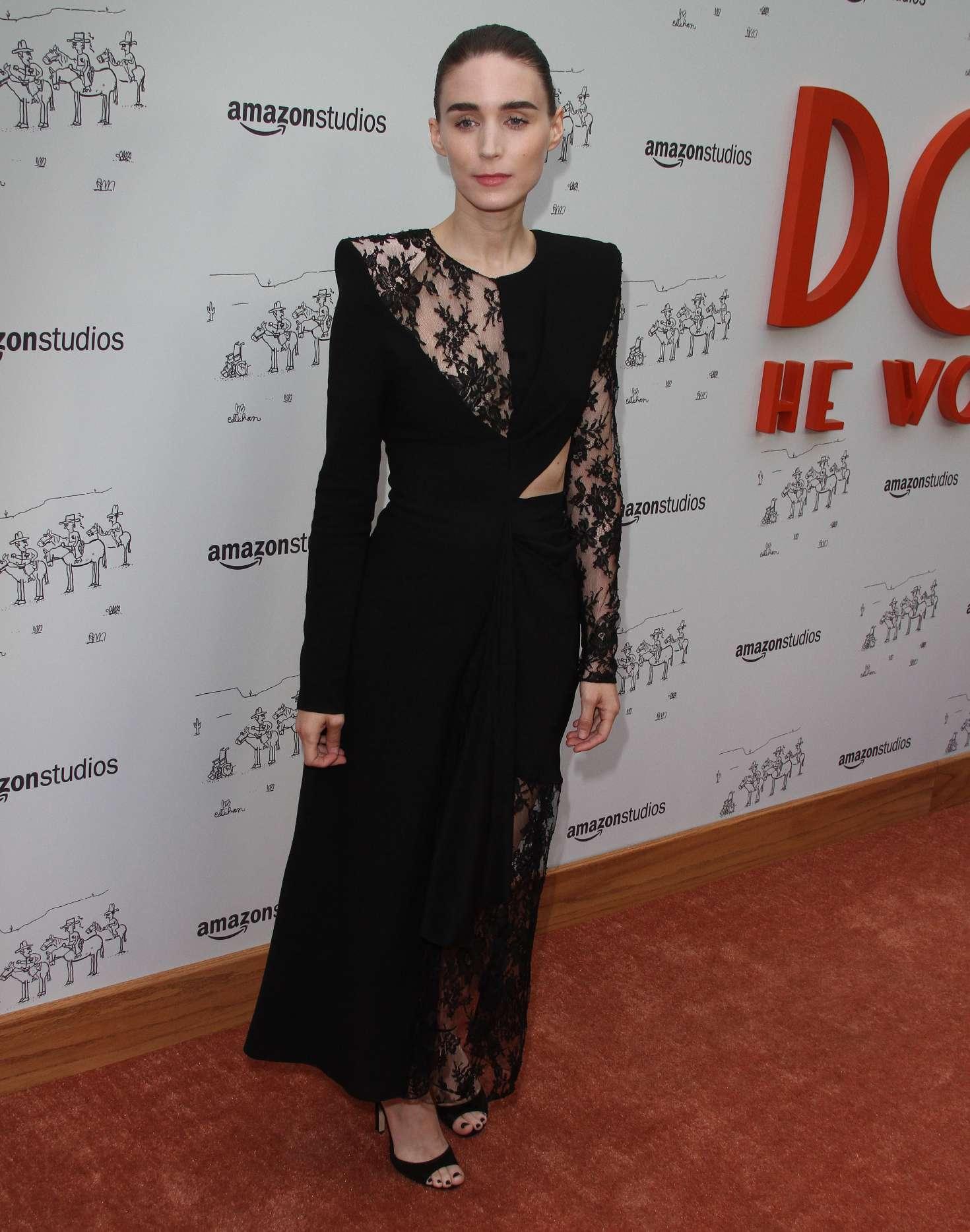 Rooney Mara 2018 : Rooney Mara: Dont Worry Premiere -04