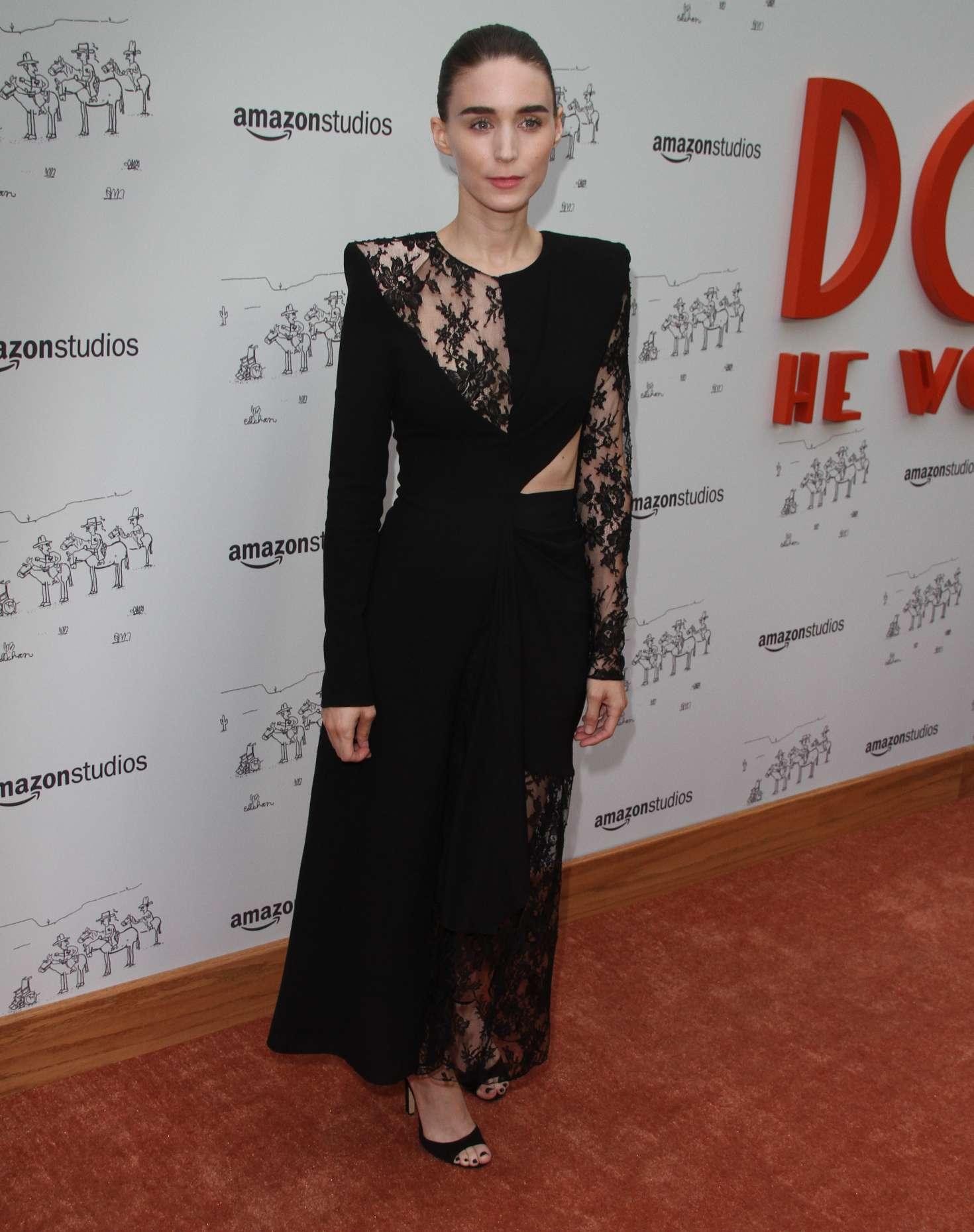 Rooney Mara 2018 : Rooney Mara: Dont Worry Premiere -11