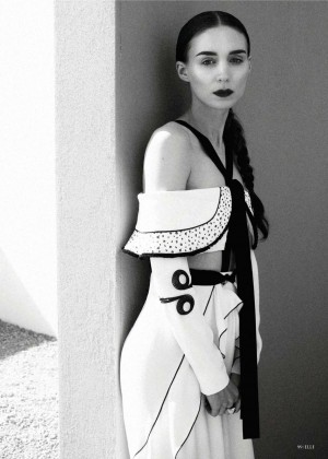 Rooney Mara - Elle US Magazine (January 2016)