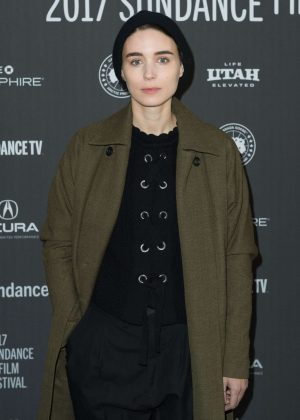 Rooney Mara - 'Ghost Story' Premiere at 2017 Sundance Film Festival in Utah