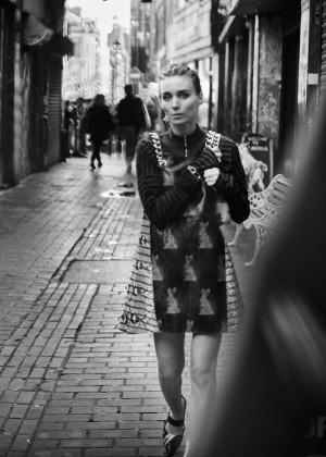 Rooney Mara - Interview Magazine (November 2015)
