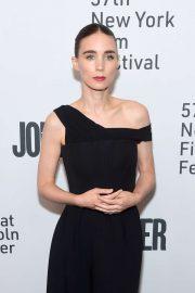 Rooney Mara - 'Joker' Premiere at the 57th New York Film Festival