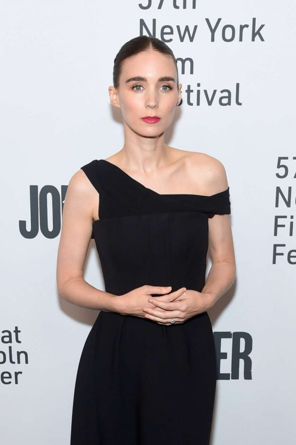 Rooney Mara - 'Joker' Premiere at the 57th New York Film Festival