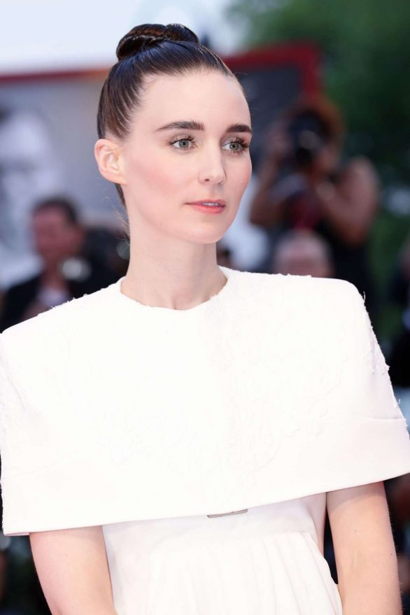 Rooney Mara - 'Joker' Screening at 76th Venice Film Festival