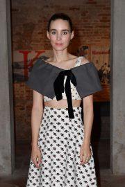 Rooney Mara - Miu Miu Women's Tales Dinner at 76th Venice Film Festival