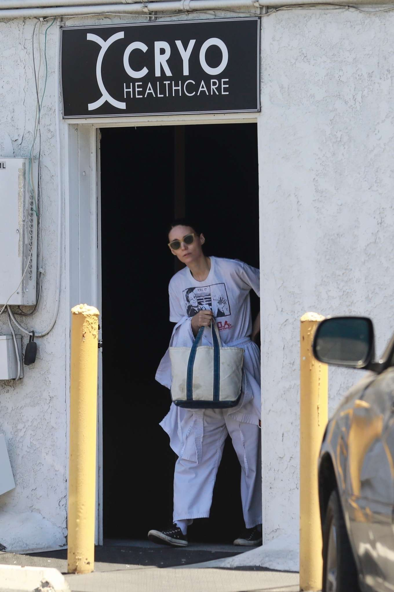 Rooney Mara 2019 : Rooney Mara – Out and about in Los Angeles-09