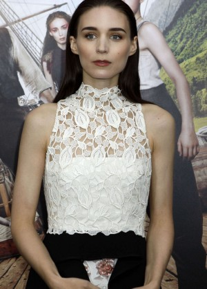 Rooney Mara - 'Pan' Premiere in NYC