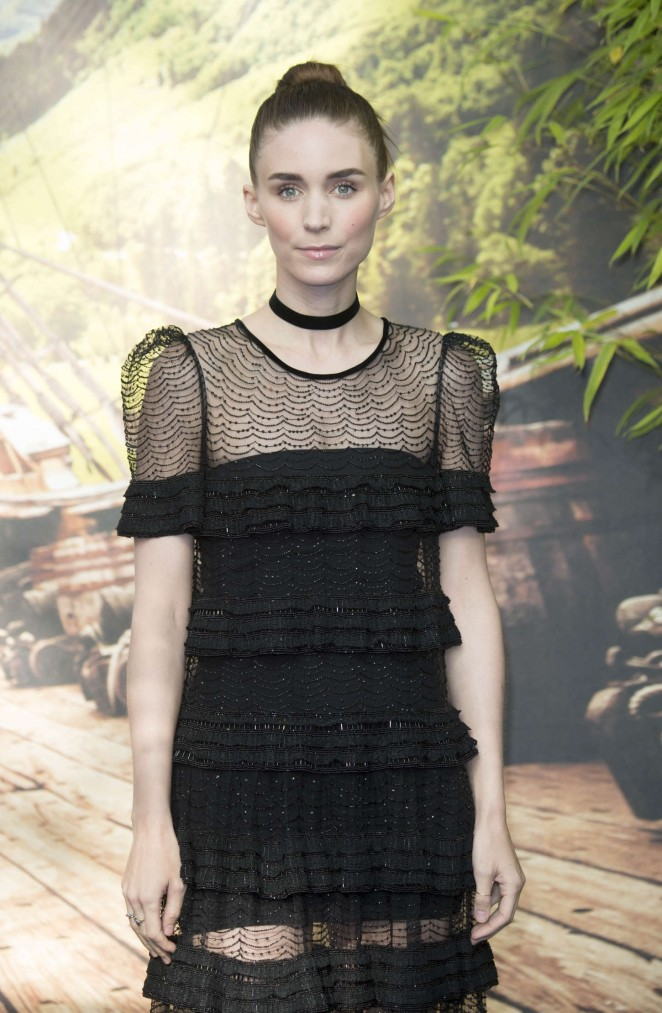 Rooney Mara - 'Pan' Premiere in London