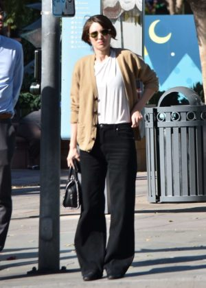 Rooney Mara - Shopping in Los Angeles
