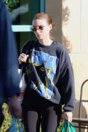 Rooney Mara - Shopping in Studio City