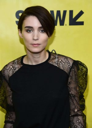 Rooney Mara - 'Song to Song' Screening at 2017 SXSW Festival in Austin