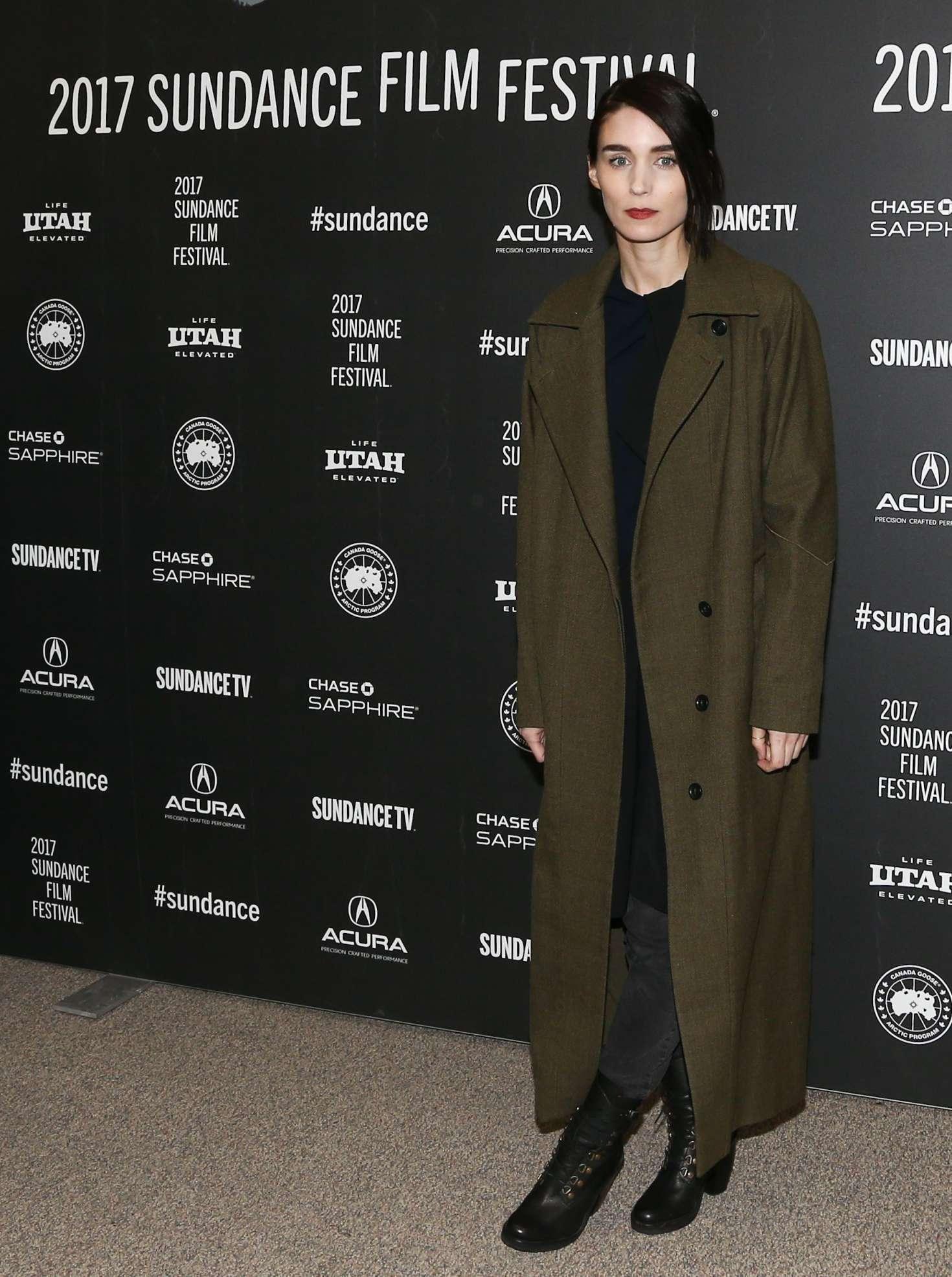 Rooney Mara 2017 : Rooney Mara: The Discovery Premiere at 2017 Sundance -03