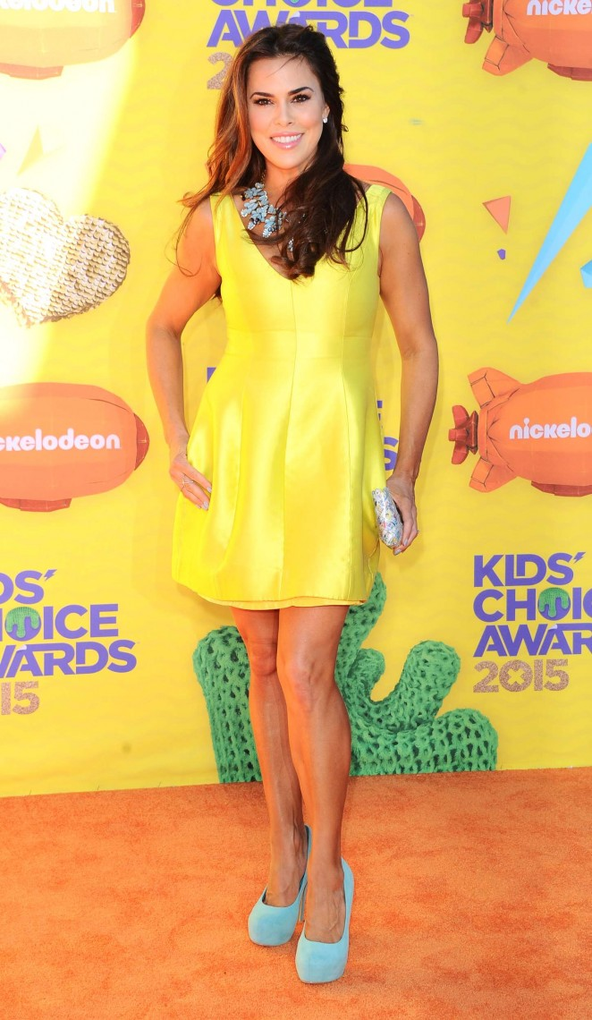 Rosa Blasi - Nickelodeon Kids Choice Awards 2015 in Inglewood