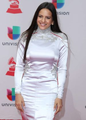 Rosalia - 2017 Latin Grammy Awards in Las Vegas