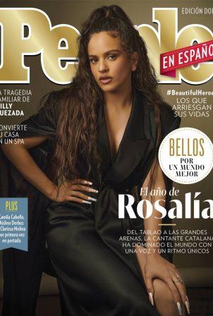 Rosalia for People En Espanol Cover (May 2020)