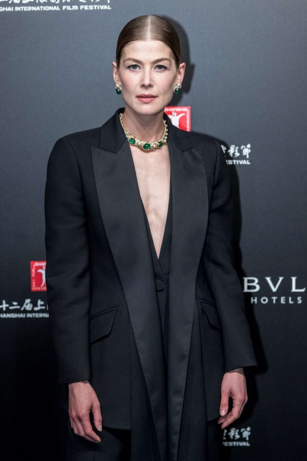 Rosamund Pike: 2019 Shanghai International Film Festival-02