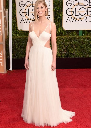 Rosamund Pike - 2015 Golden Globe Awards in Beverly Hills