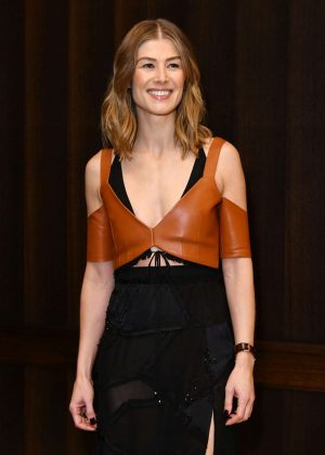 Rosamund Pike - 'A Private War' Screening in London