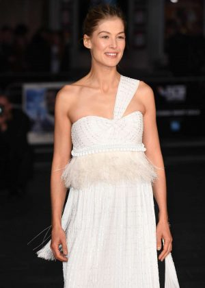 Rosamund Pike - 'A United Kingdom' Opening Night Gala Screening in London