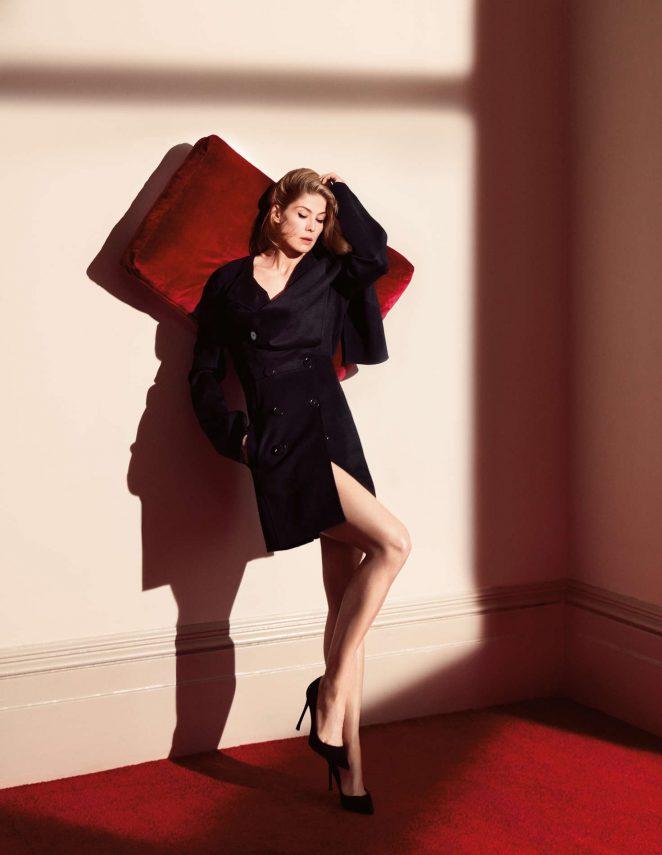 Rosamund Pike: Dior 2016 -10