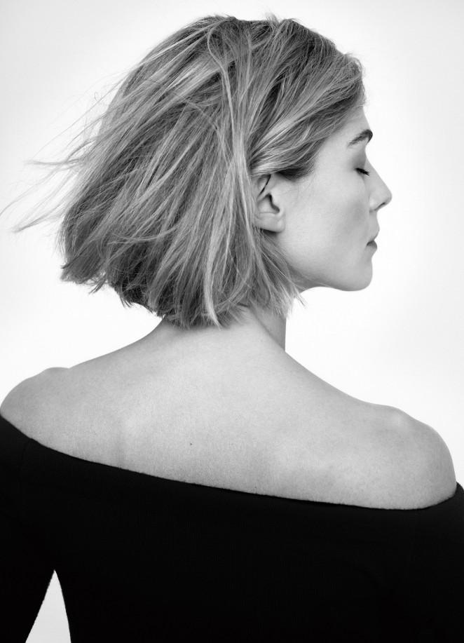 Rosamund Pike: Modern Weekly Photoshoot 2015 -05