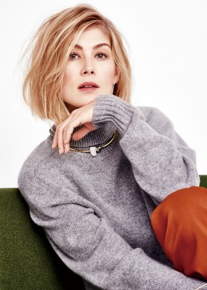 Rosamund Pike - Modern Weekly Photoshoot (August 2015)