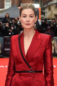 Rosamund Pike - Radioactive premiere at the Curzon Mayfair in London