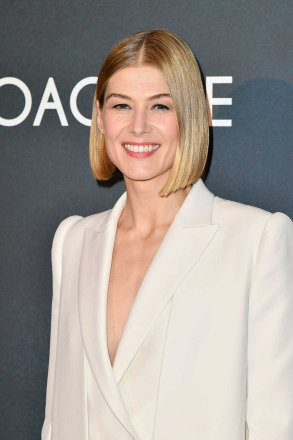 Rosamund Pike - 'Radioactive' Premiere in Paris
