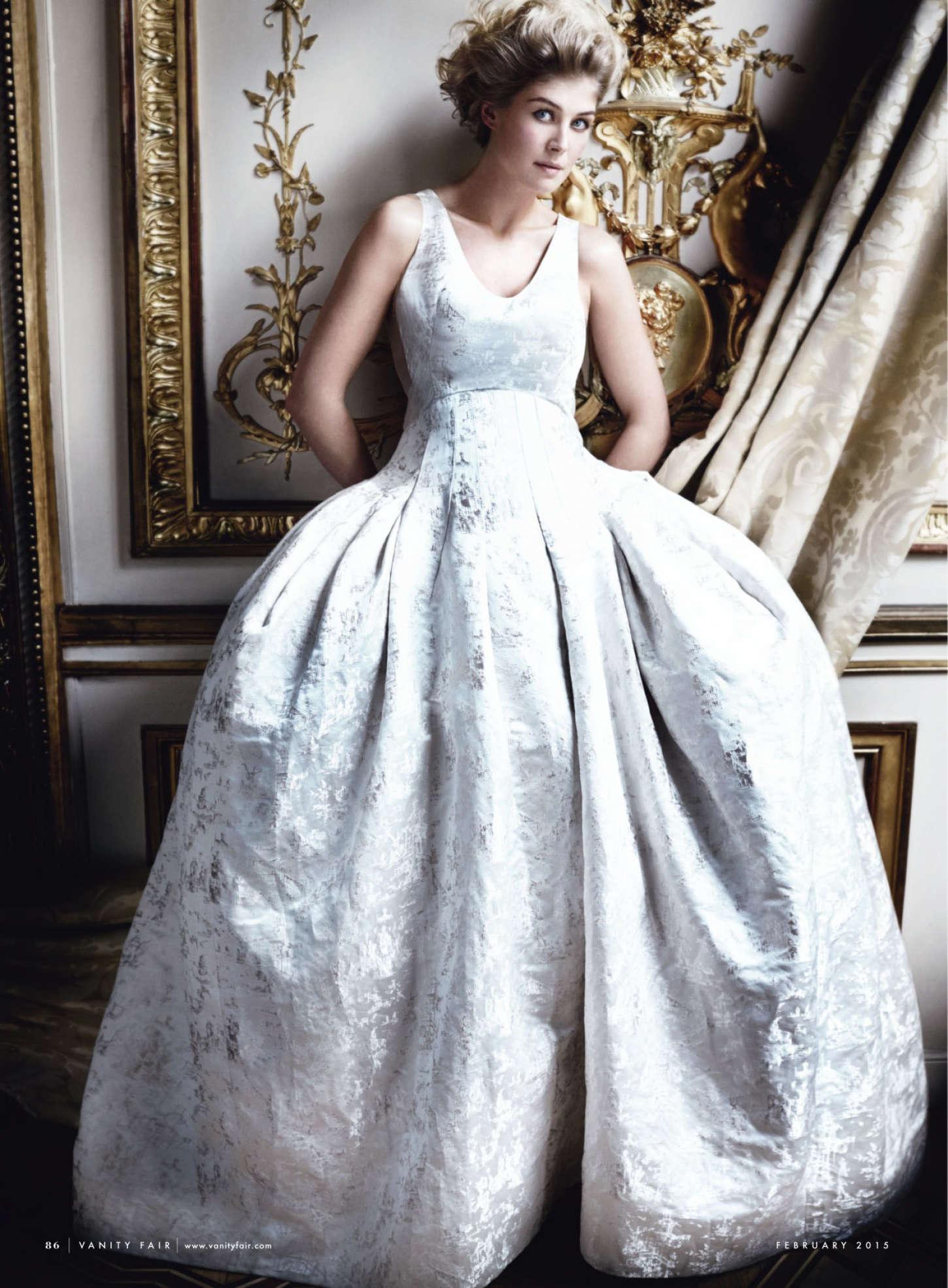 Rosamund Pike 2015 : Rosamund Pike: Vanity Fair 2015 -05