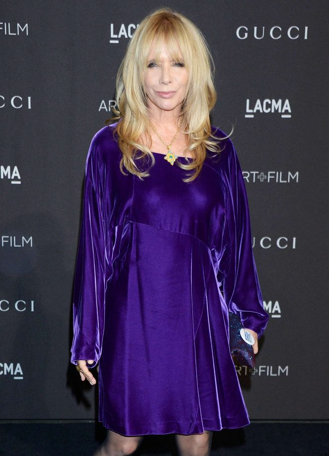 Rosanna Arquette – 2018 LACMA Art+Film Gala in Los Angeles