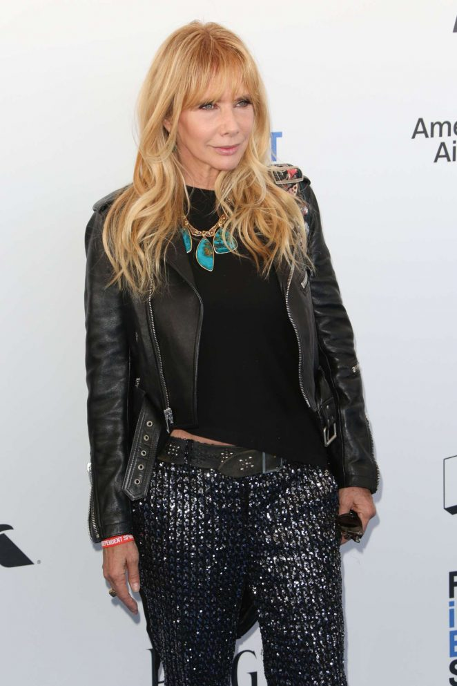 Rosanna Arquette - 32nd Film Independent Spirit Awards in Santa Monica