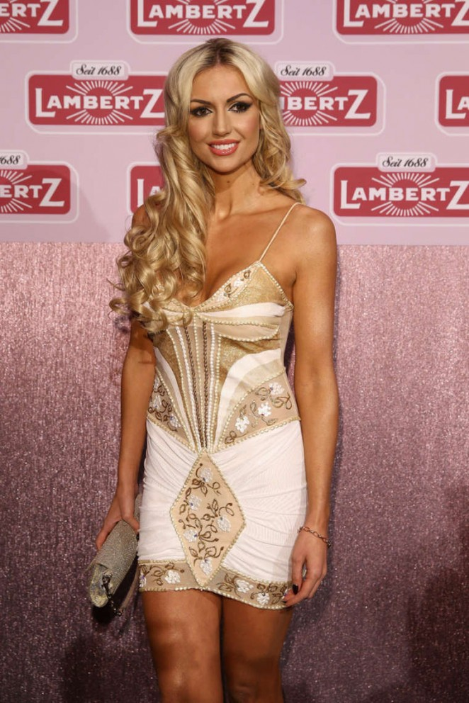 Rosanna Davison – Lambertz Monday Night 2015 in Cologne