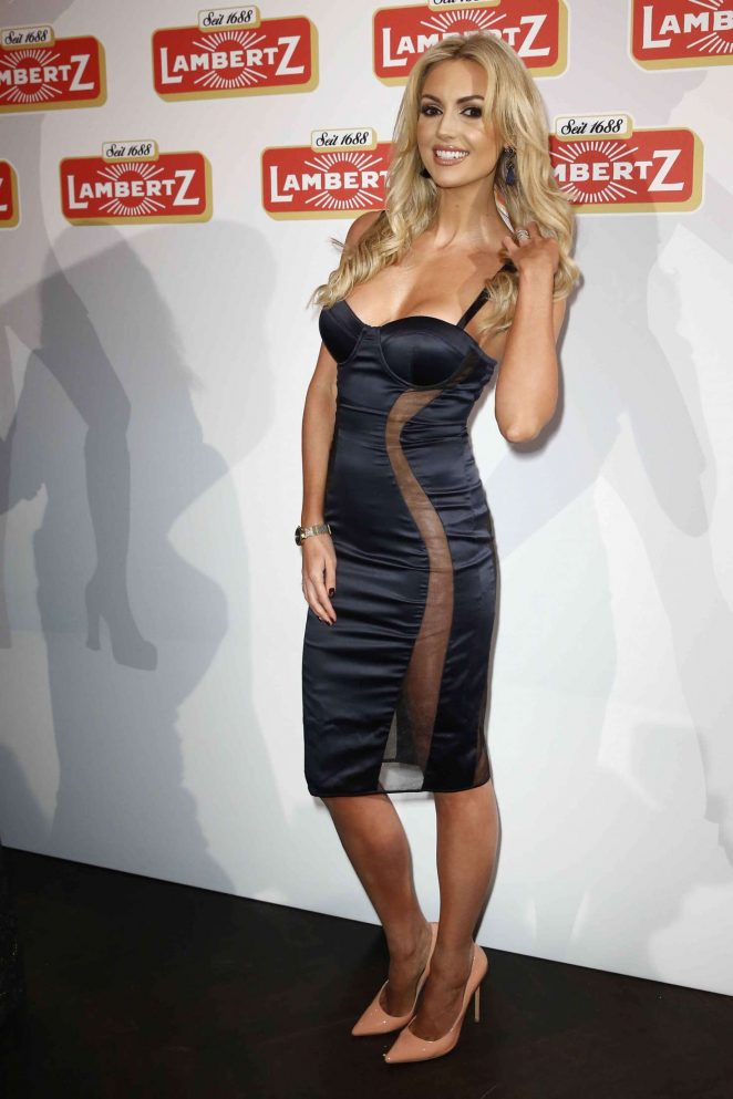 Rosanna Davison – Lambertz Monday Night Old People's Hall in Cologne