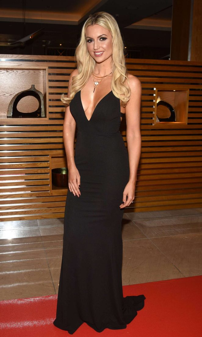 Rosanna Davison: Pride of Ireland Awards 2016 -13