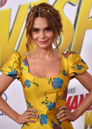 Rosanna Pansino - 'Ant-Man and The Wasp' Premiere in Los Angeles
