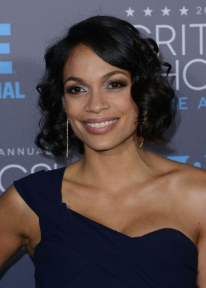 Rosario Dawson - 2015 Critics Choice Movie Awards in LA