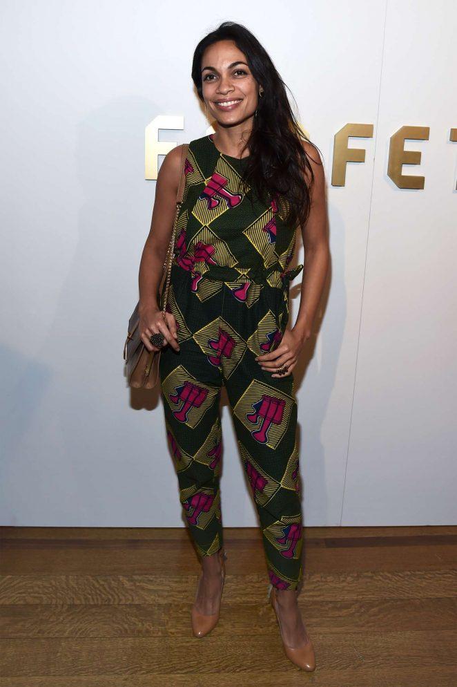 Rosario Dawson - Alfre Woodard hosts 8th Annual Oscars Sistahs Soiree in Los Angeles