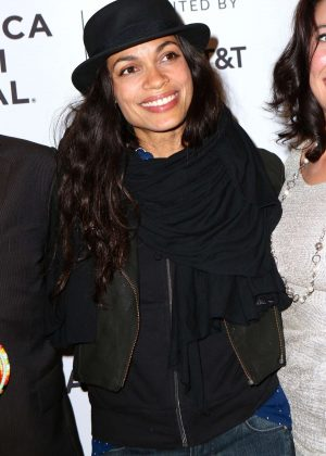 Rosario Dawson - 'Awake: A Dream from Standing Rock' Premiere in New York