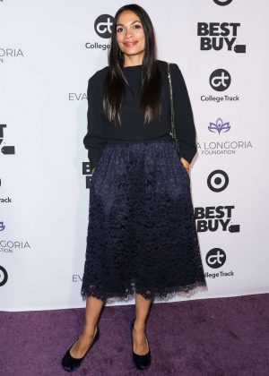 Rosario Dawson - Eva Longoria Foundation Dinner in Los Angeles